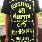 Rasmus Nurmi, Sastamala, Mouhijärvi, Road Racing,