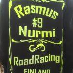 Rasmus Nurmi # 9, Road Racing, Sastamala